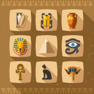 Ancient Egyptian symbols